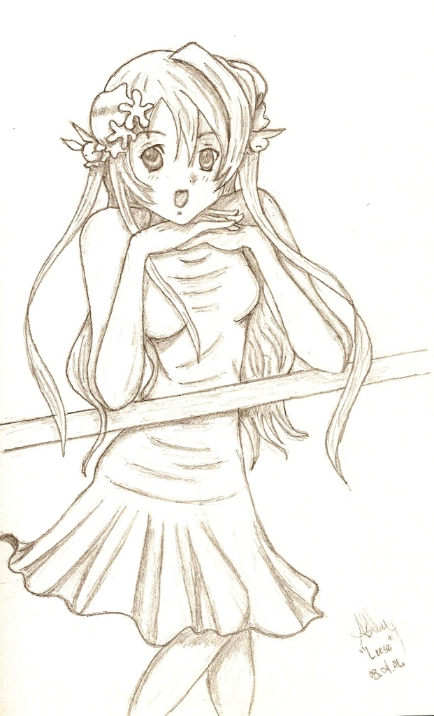 older version of a pita.ten character by finalfantasygrl4