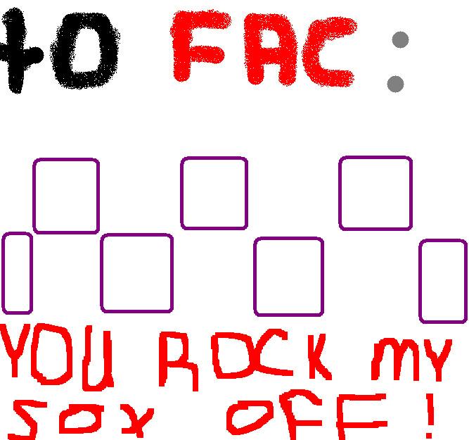 FAC rocks! by fireangel72