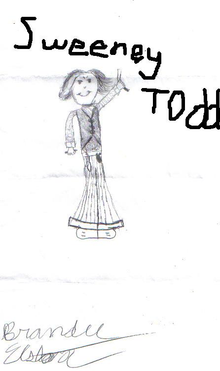 Sweeney Todd by fireangel72