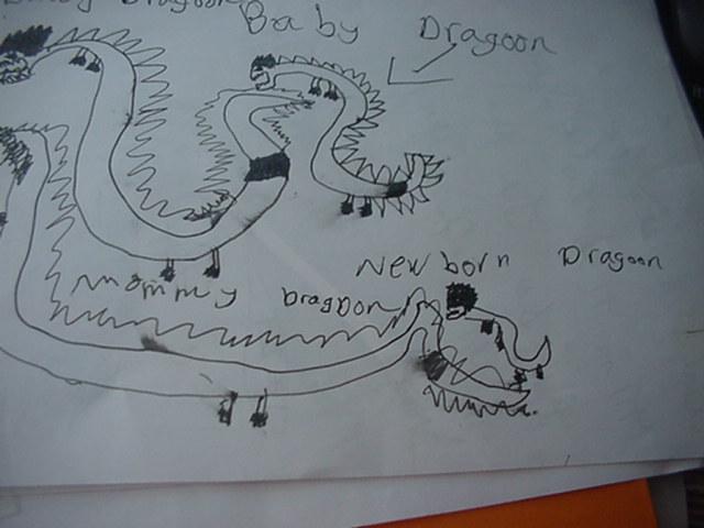 Dragoon by firegal
