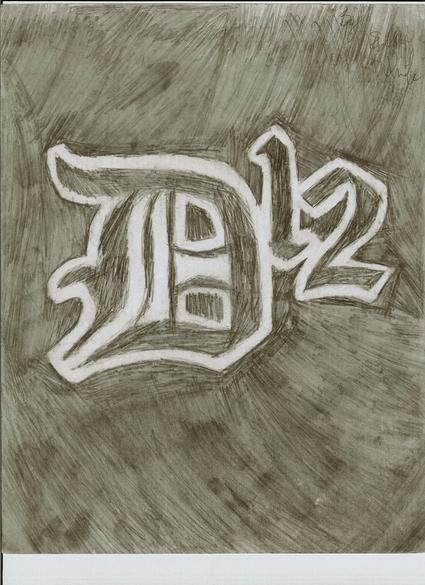 D12 Logo by foxyremix