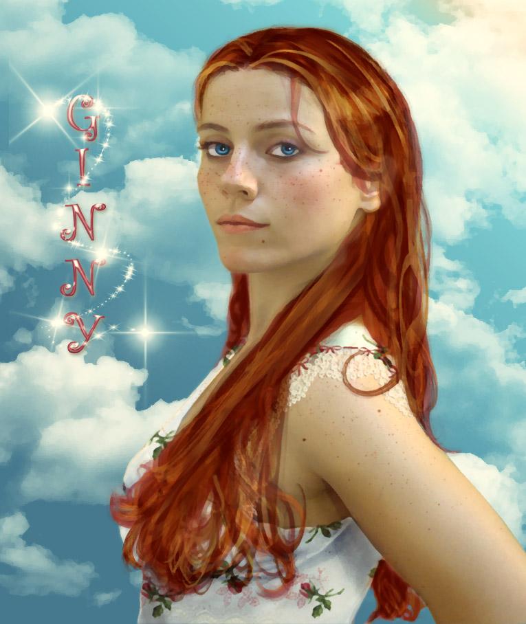 Ginny Weasley by frodobolson72