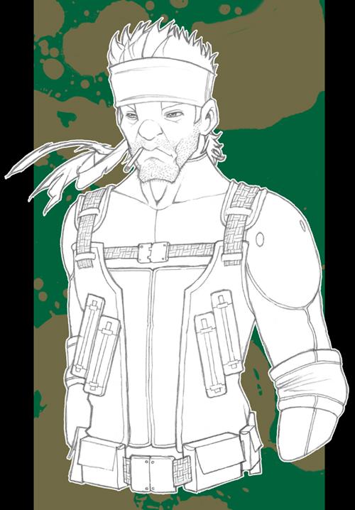 X-Mas Sketch 2 by G76
