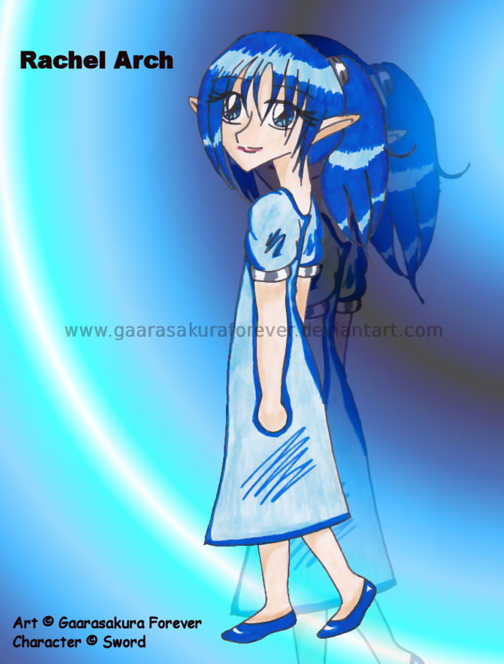 Rachael Arc by GaaraSakuraForever