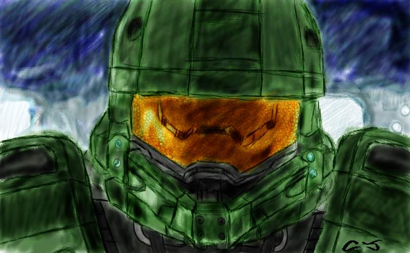 Halo by GamerZzon