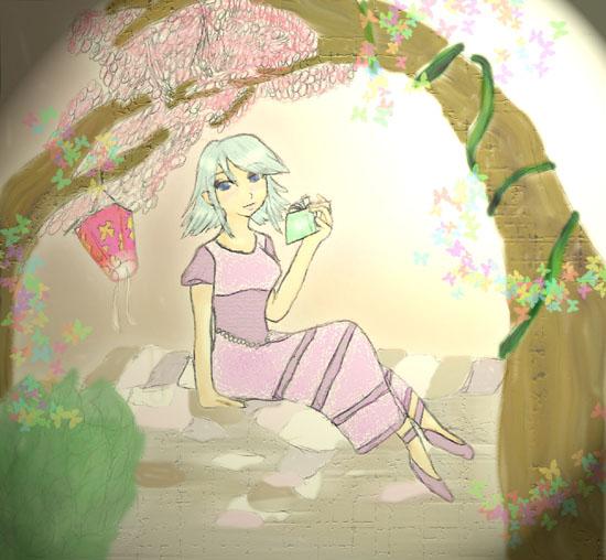 Peaceful World by GannysGirl