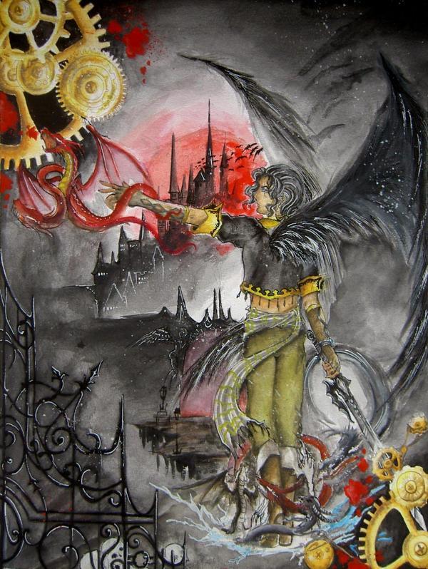 Wheels of fate by Genarog