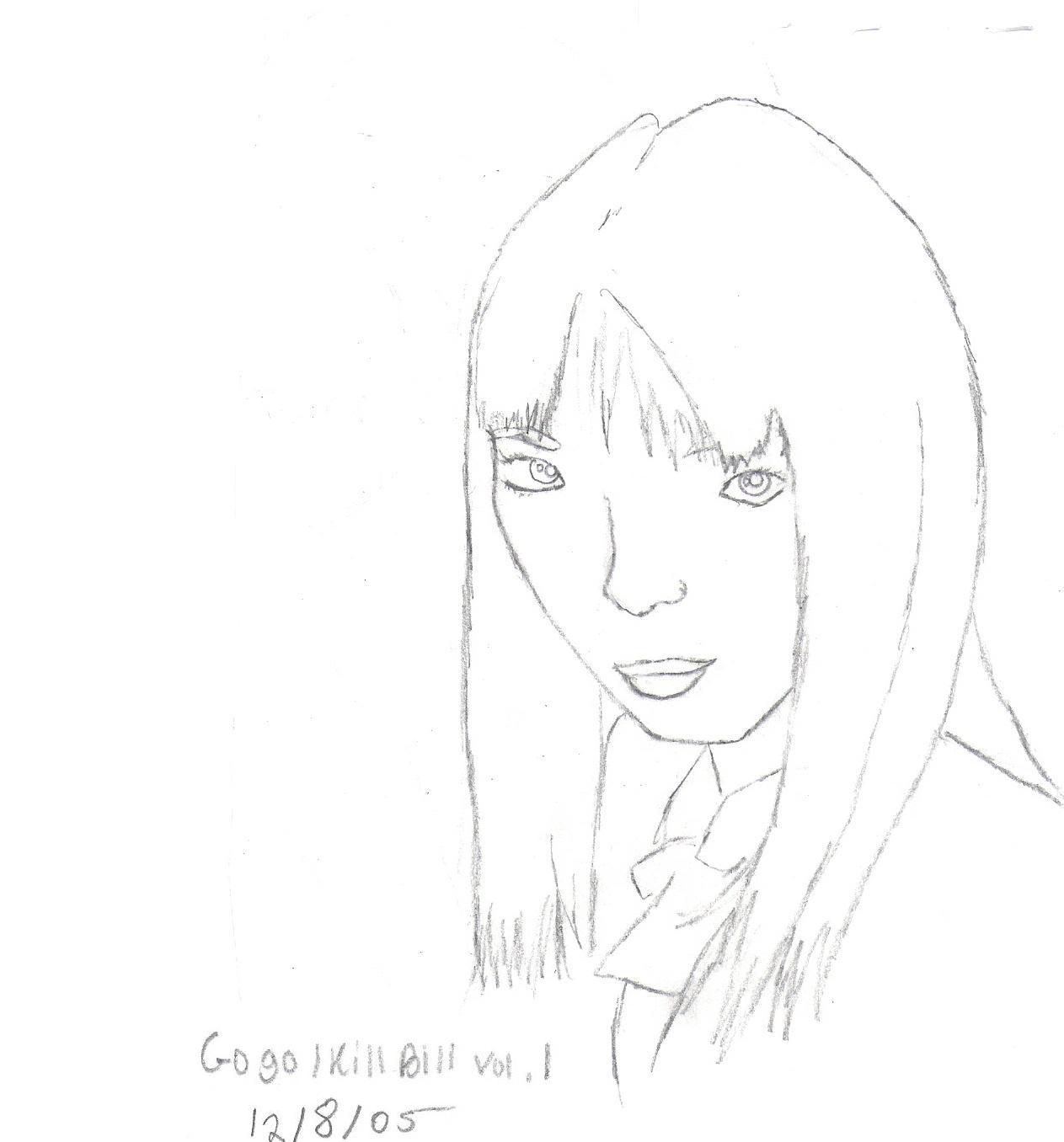 Gogo by Gerardthedevil