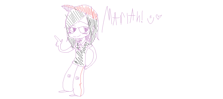mariah! <3 by Gerardway2008