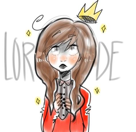 lorde is so WONDERFULL by Gerardway2008