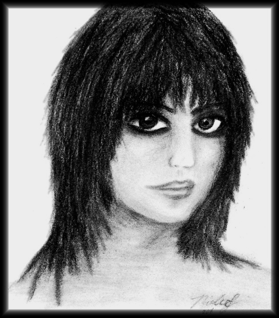 Joan Jett by GervaisArt
