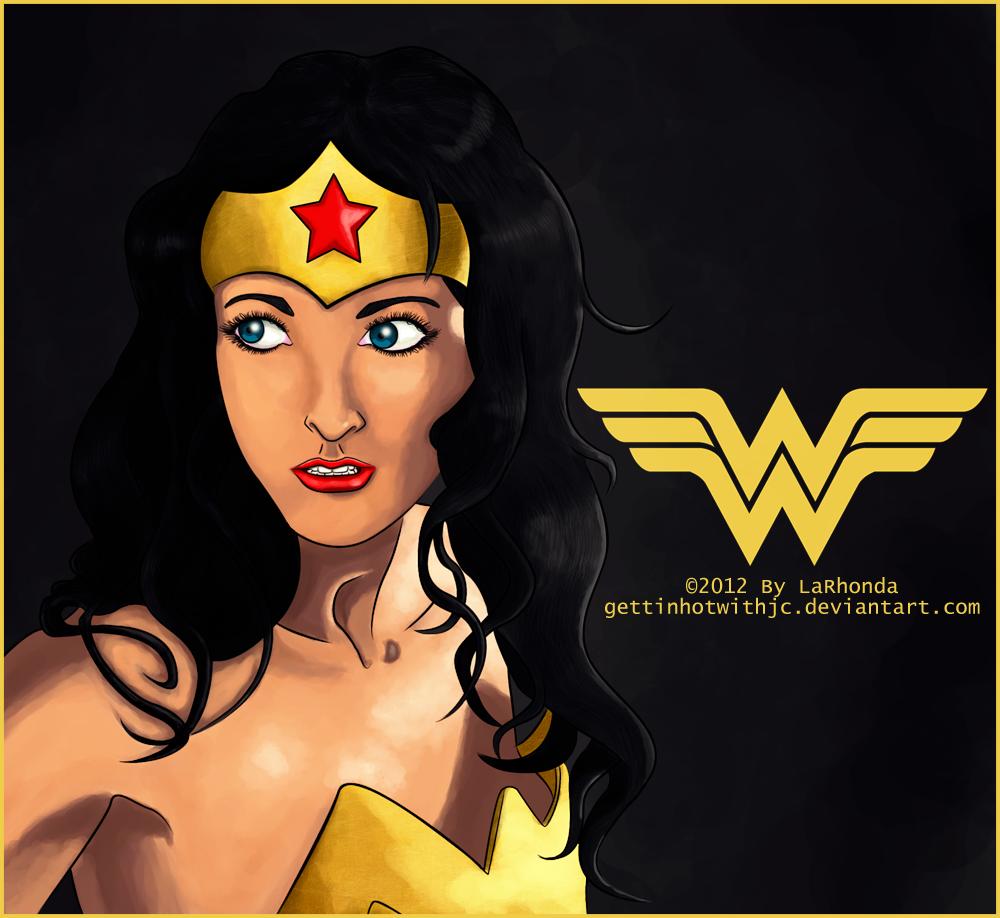 Wonder Woman by GettinHotWithJC