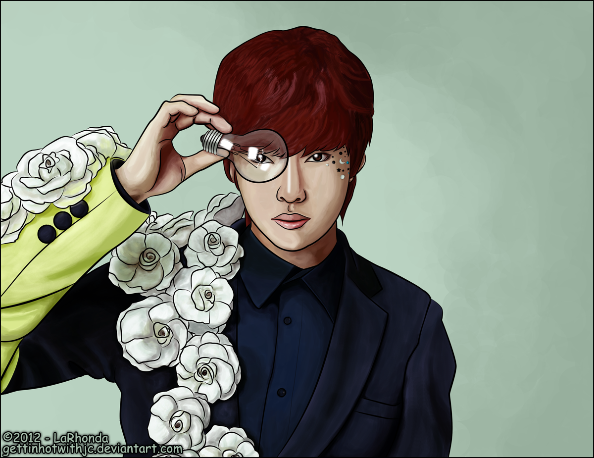 B1A4 Jinyoung by GettinHotWithJC