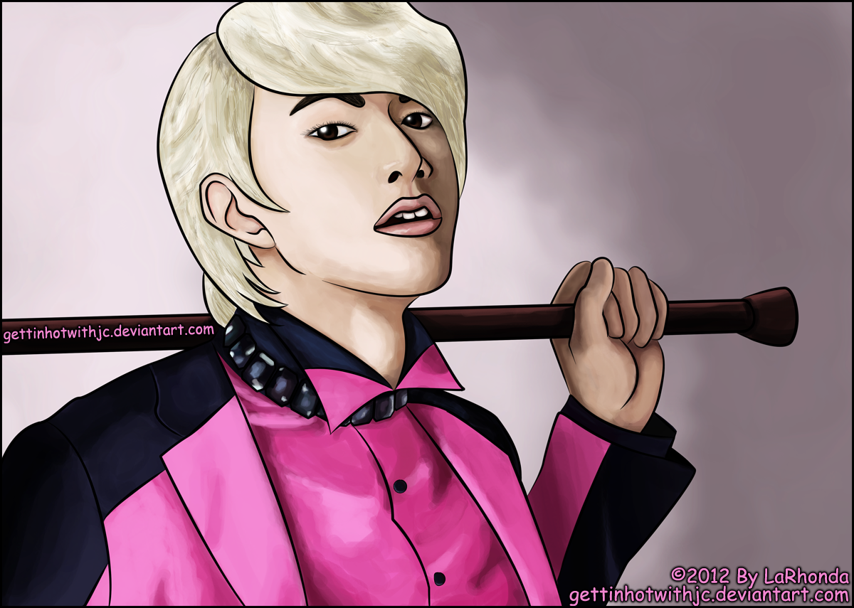 B1A4 Gongchan by GettinHotWithJC