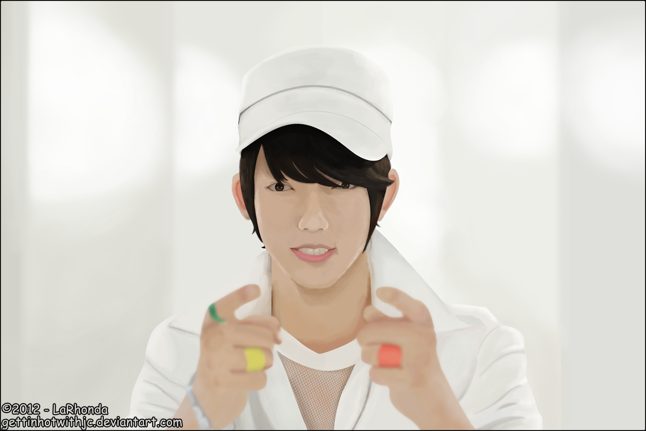 B1A4 Gongchan 2 by GettinHotWithJC