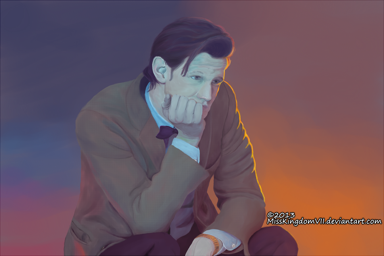Doctor Who - The Doctor is Lonely by GettinHotWithJC