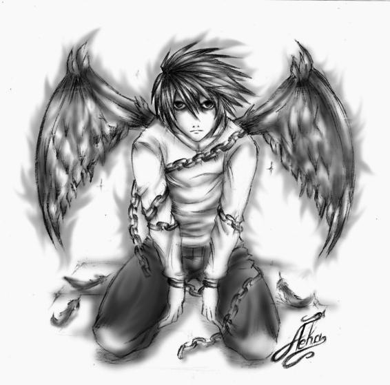 L/Ryuzaki by Gety