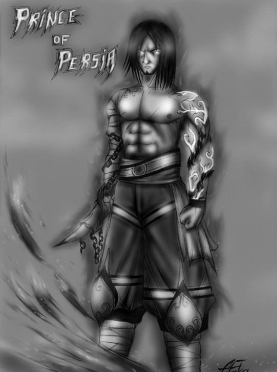 Prince of Persia by Gety