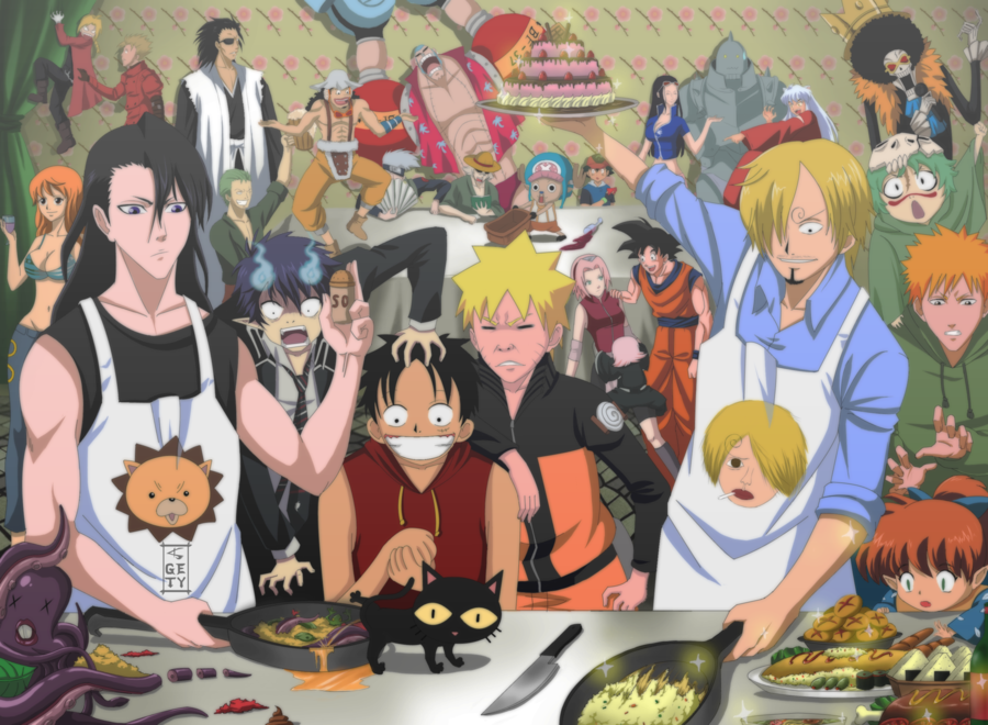Epic meal time by Gety