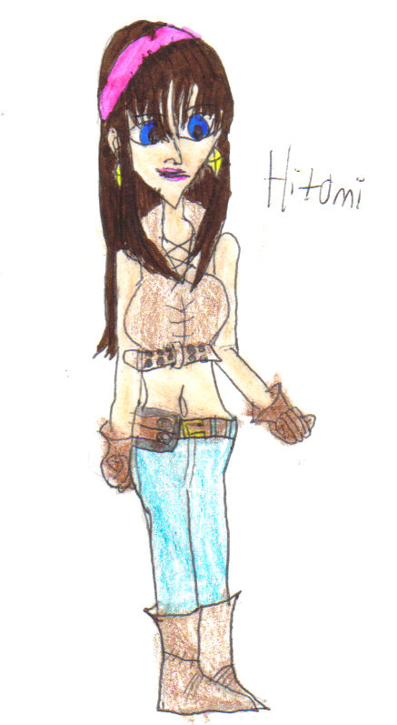 Hitomi by GhostHunter