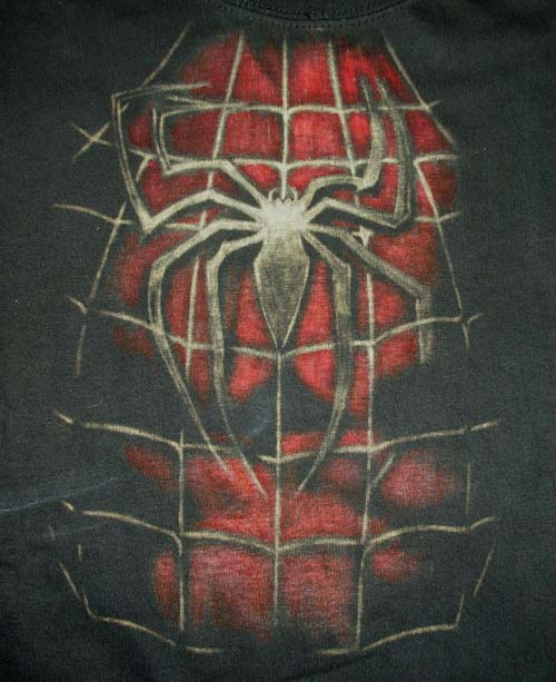 Spiderman Shirt by Giston