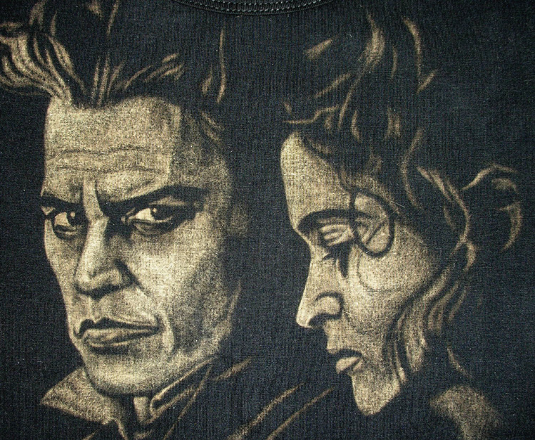 Sweeney Todd by Giston