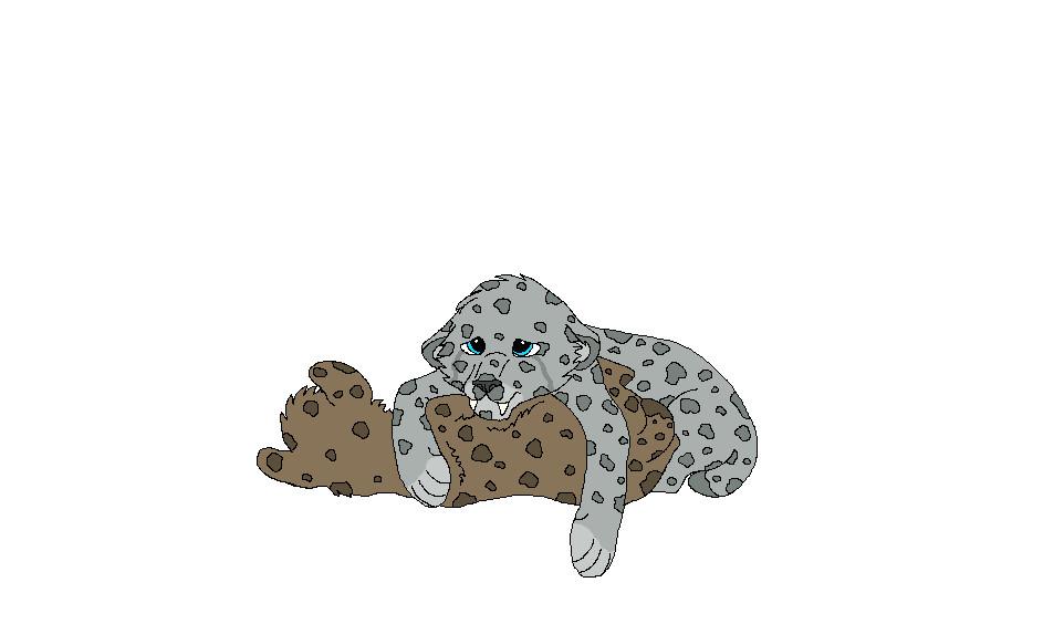 sabre cubs by GlitterPelt