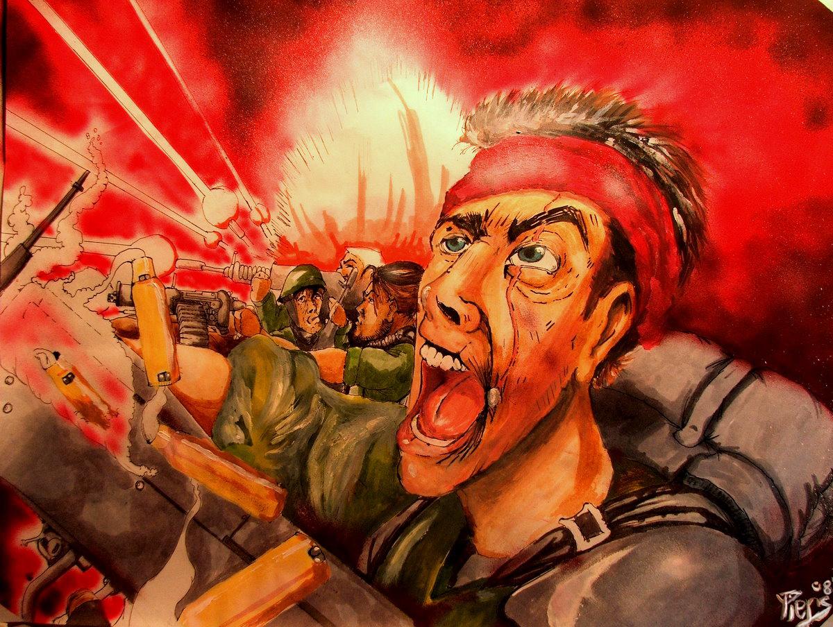 WAR! by Goff