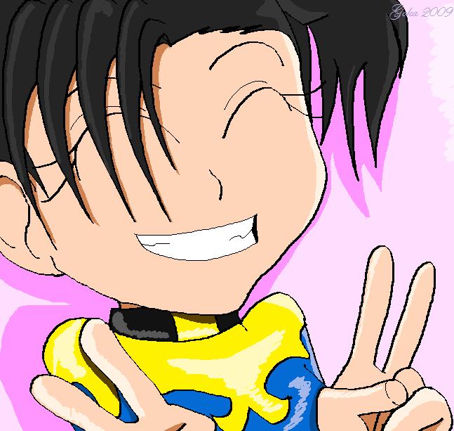 Tek: Xiaoyu by Goka