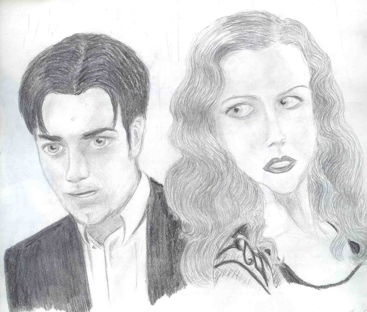 Christian and Satine by GollumRox