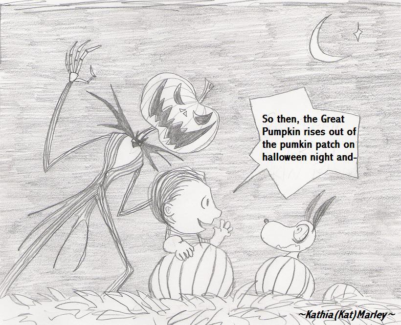 It's the great Pumpkin..... KING! by Gozer