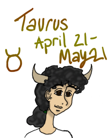 Taurus by GreatCheezyPoofGirl