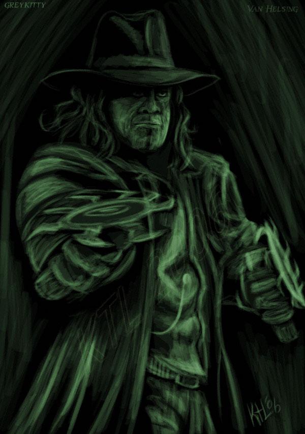 van Helsing by Greykitty