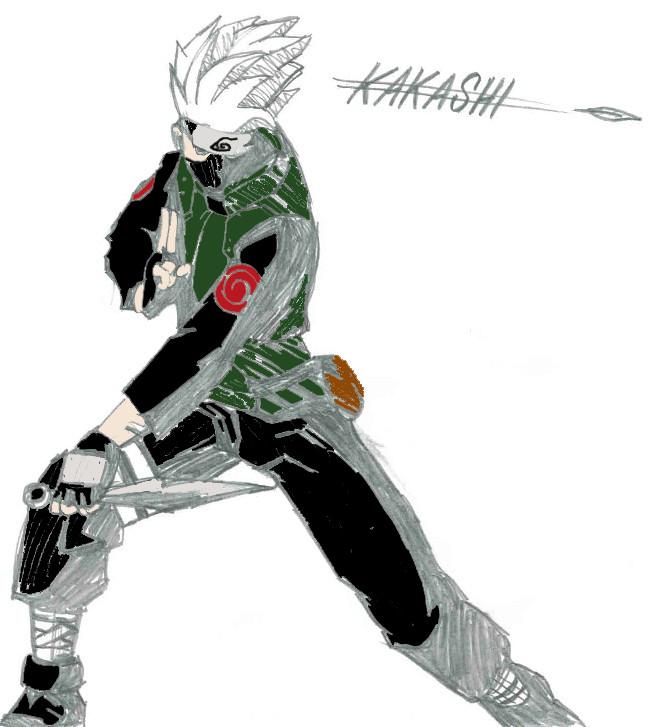 Kakashi: True Master by GrievousPark