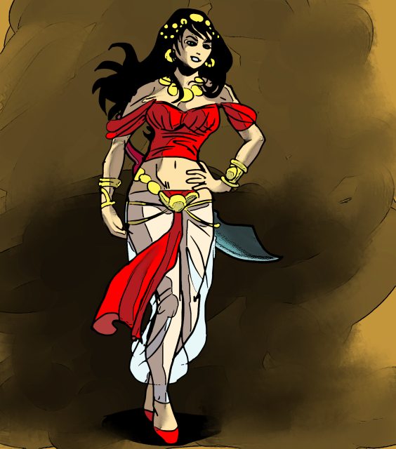 Princess of Mars by Grok