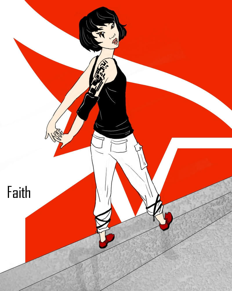 Faith by gabbsloverly