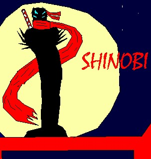 Shinobi by gamefox120