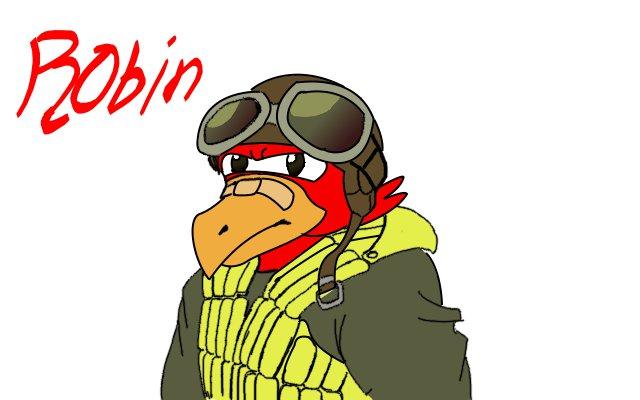 Robin by gamefox120