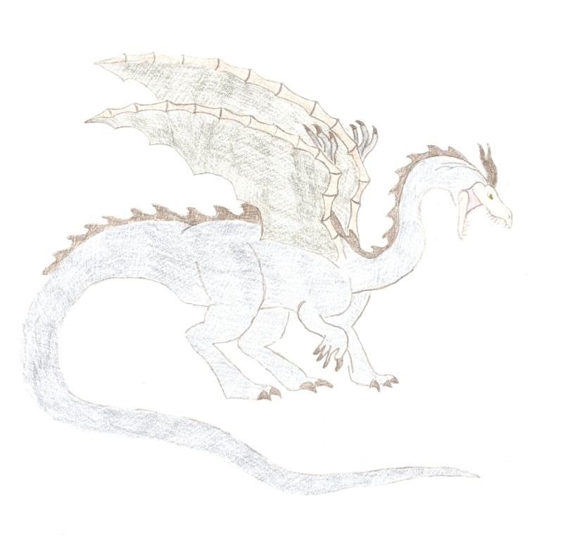 stone dragon by garaworshiper