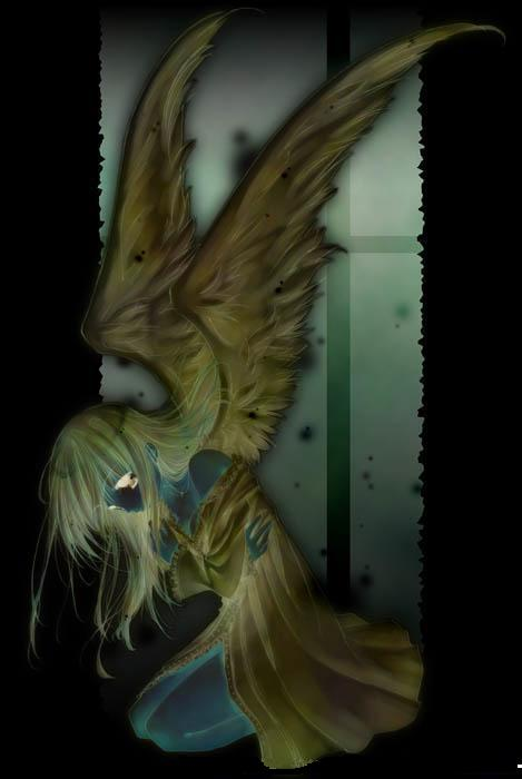 fallen angel by gerardisminebackoffposer