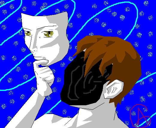un-masked by gohstann