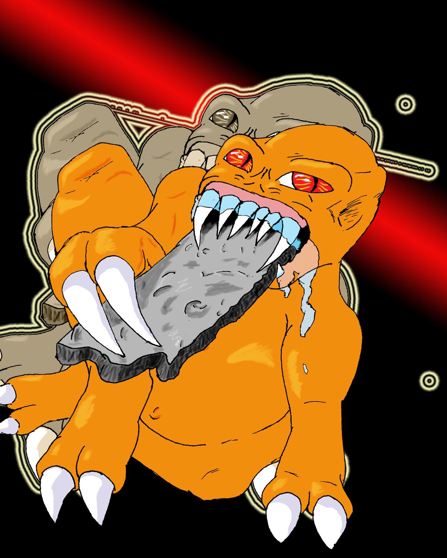Monster by gohstann