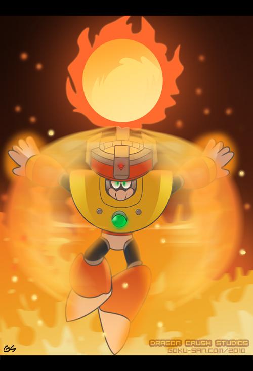Solar Blaze by gokusan