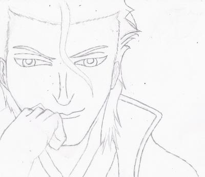 Captain Aizen by gokusangel20