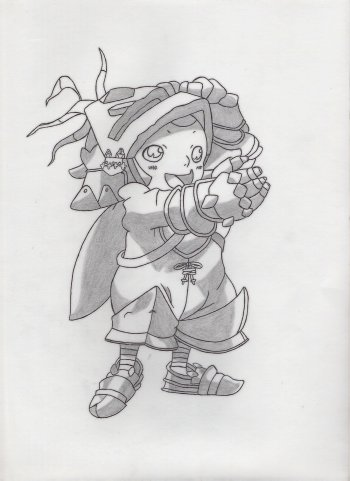 Lilty(Final Fantasy Crystal Chronicles) by govikingz07