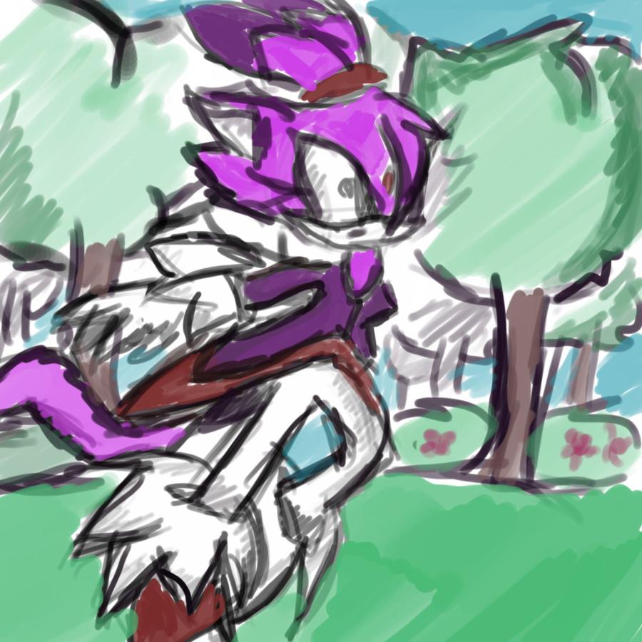 speed demon >:3 by griffin101