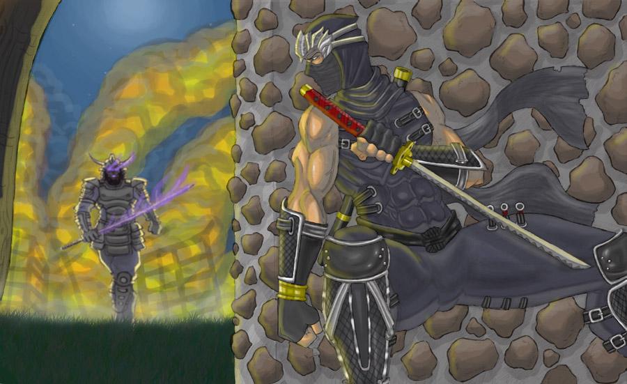 Ninja Gaiden by gunz