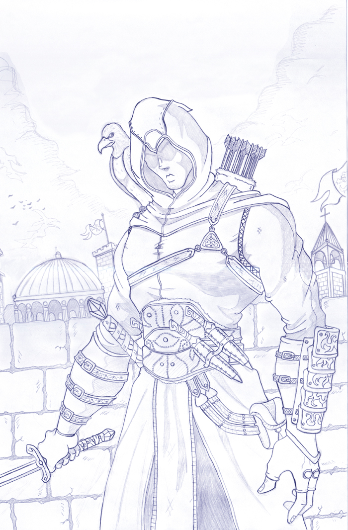 assassin's creed by gunz