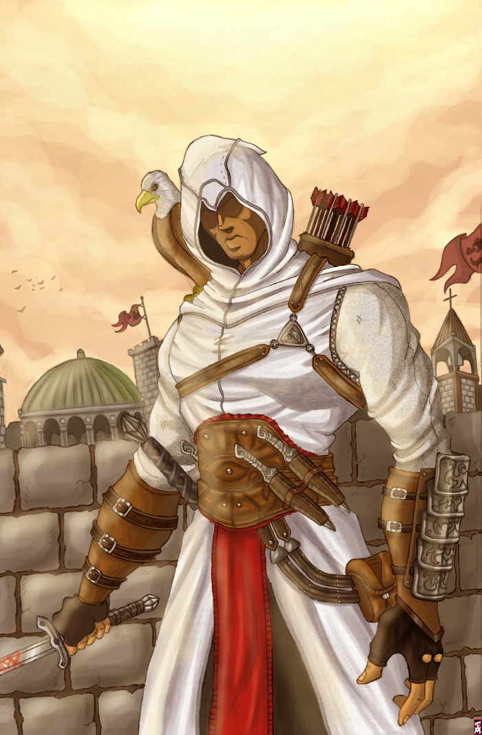 Altair by gunz