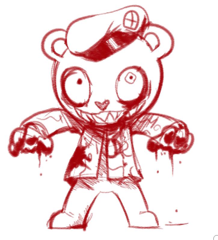 Flippy Doodle by gyaos46
